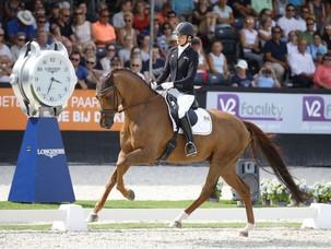 2006/2019 : les couples français aux Championnats du Monde Jeunes Chevaux.