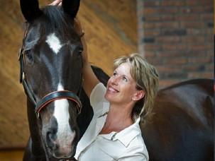 Anky van Grunsven : Margit Otto Crépin est la première cavalière à m'avoir inspirée