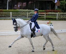 Championnats d'Europe Juniors : la France  11 ème - Mathilde Juglaret meilleure française