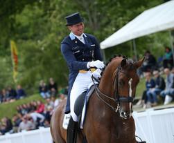 Grand Prix du CDIO de Compiègne : Patrik Kittel et le Danemark en tête