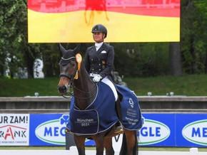 Nouveau record pour Jessica von Bredow Werndl