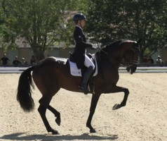 Anne Sophie Serre et Actuelle de Massa Championnes de France Pro Élite 2020