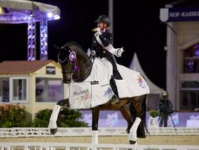 Reprise libre des Championnats d'Europe de Hagen : Jessica von Bredow Werndl & TSF Dalera évidemment