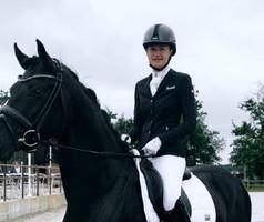 Grande Semaine de Fontainebleau : triplé de Jessica Michel Botton dans les 4 ans