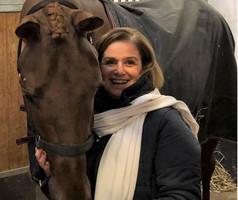 Caroline Rioche : mon vœu est qu'un jour, tous les chevaux sélectionnés soient nés en France