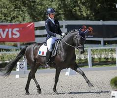 Euro Poneys : Cassandra Rouxel & Under Cover Fast meilleurs français dans l'Individuelle