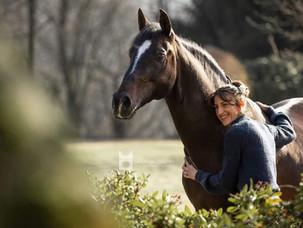 Alizée Froment: se reconnecter avec son cheval après le confinement