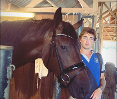 Un nouveau cavalier pour Jessica Michel Botton