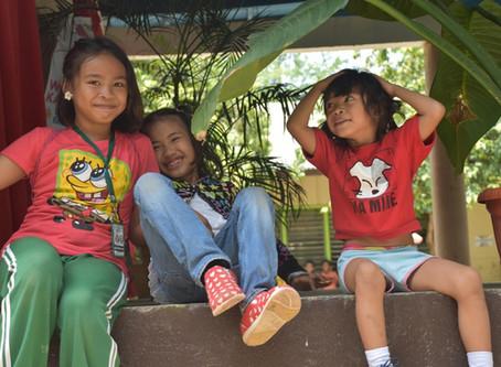フィリピンで出会った子どもたち