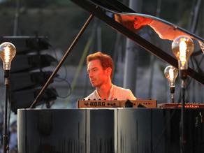Vivian Roost - concert at Meschers-sur-Gironde (France)