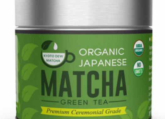Premium Ceremonial Grade Organic Japanese Matcha