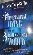 4th Dimensional Living in a 3 Dimensiona