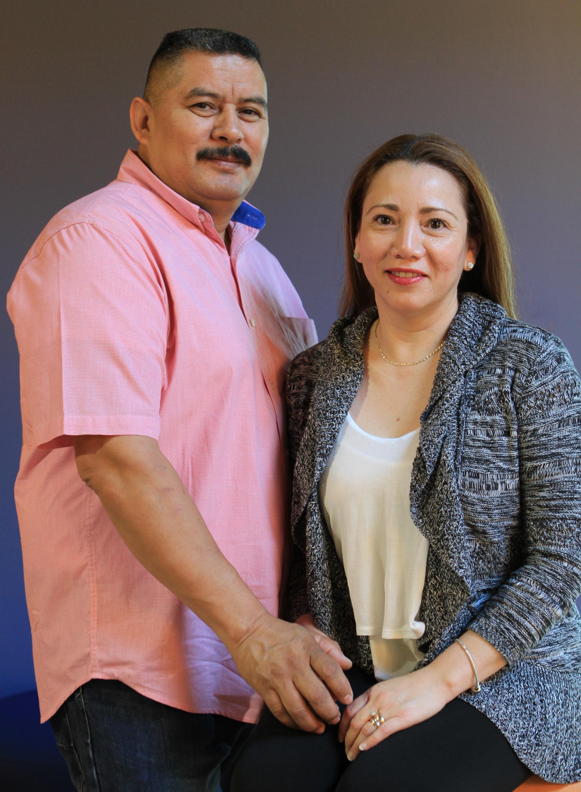 Edmundo Falcon & Patti Rosales