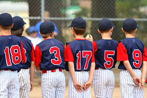 Little League Baseball Jeu