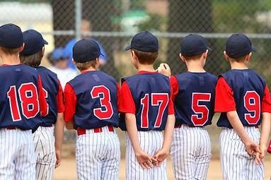 Little League Baseball Jeu