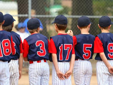 Do I play baseball or am I a baseball player?