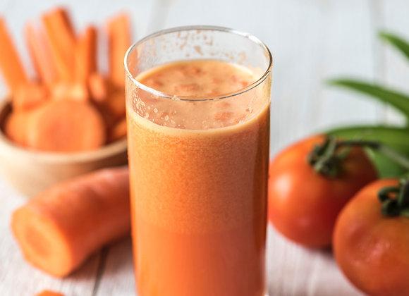 Carrot Ginger Turmeric Soap