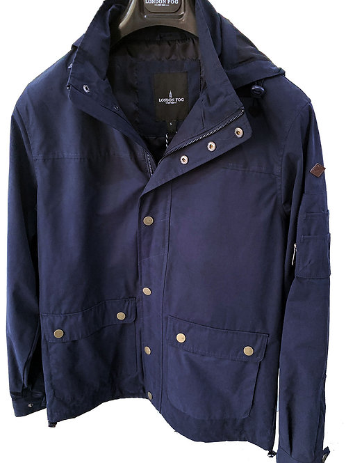 London Fog Navy Anorak