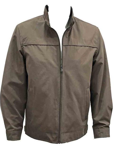 VERSES Man Blouson Jacket in Beige