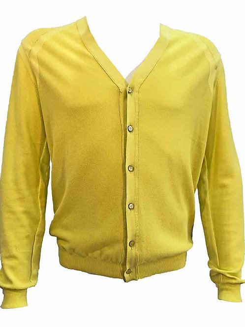 Teodori Lemon Cardigan