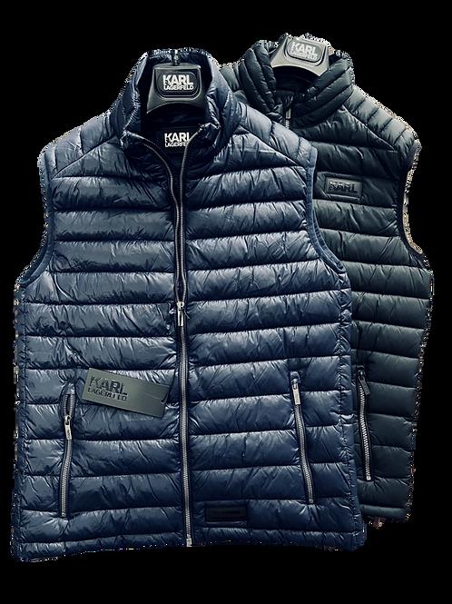 Karl Lagerfeld Puffer Vest