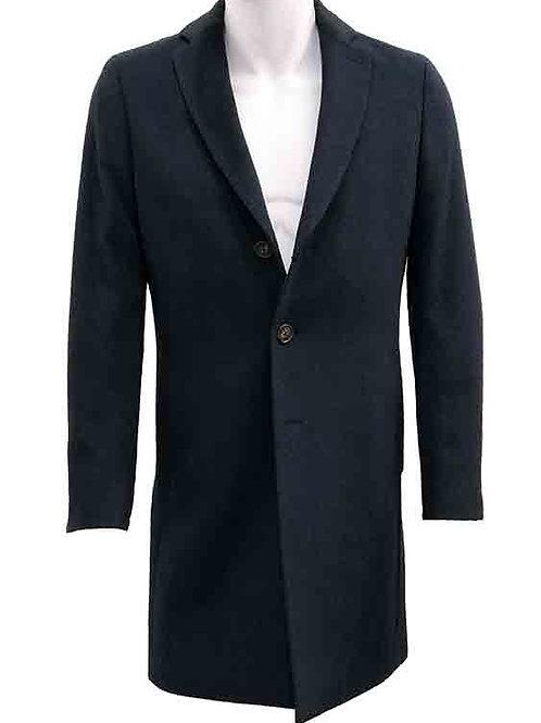 VERSES Royal Blue Overcoat