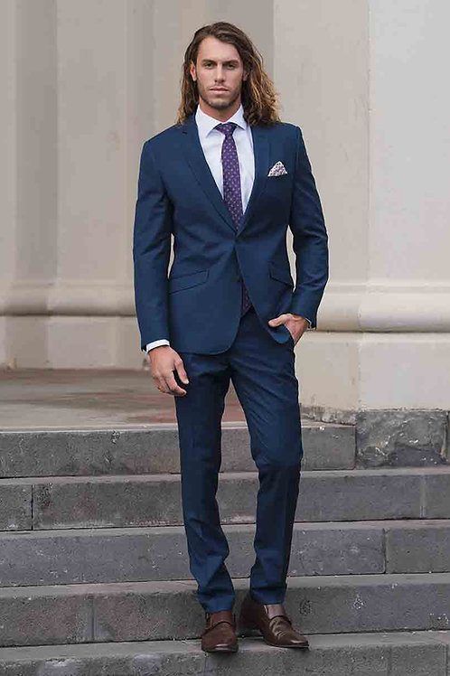 VERSES Slim Cut Bond Suit