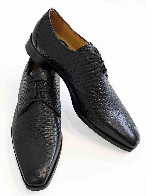 Imaschi Black Handmade Shoes