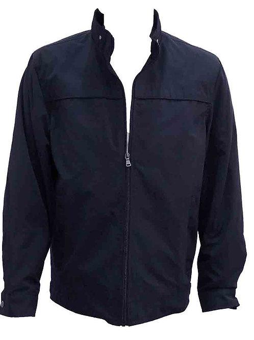 VERSES Man Blouson Jacket in Navy