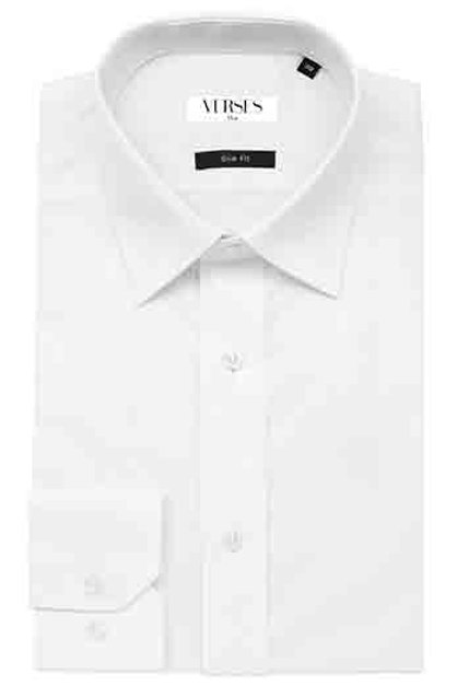 VERSES White Business Shirt