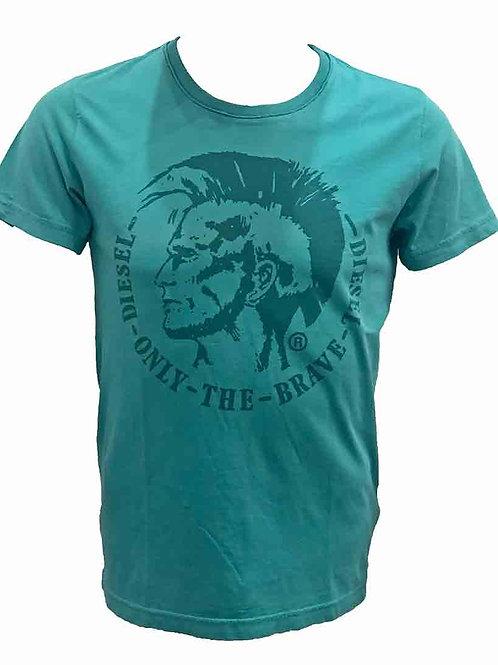 Diesel Aqua T-shirt