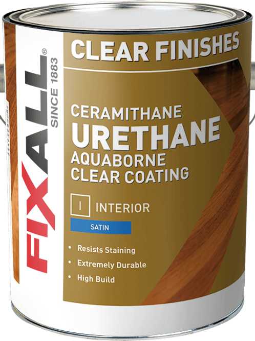 Ceramithane Urethane Aquaborne Clear Coating