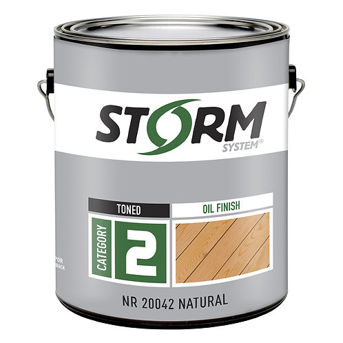 Storm Category 2 Oil Finish