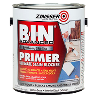 Bin Advanced Synthetic Shellac Primer