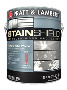 Stainshield Solid Color Deck Stain
