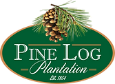Pinelog Plantation Logo