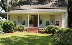 Pinelog Plantation Main House