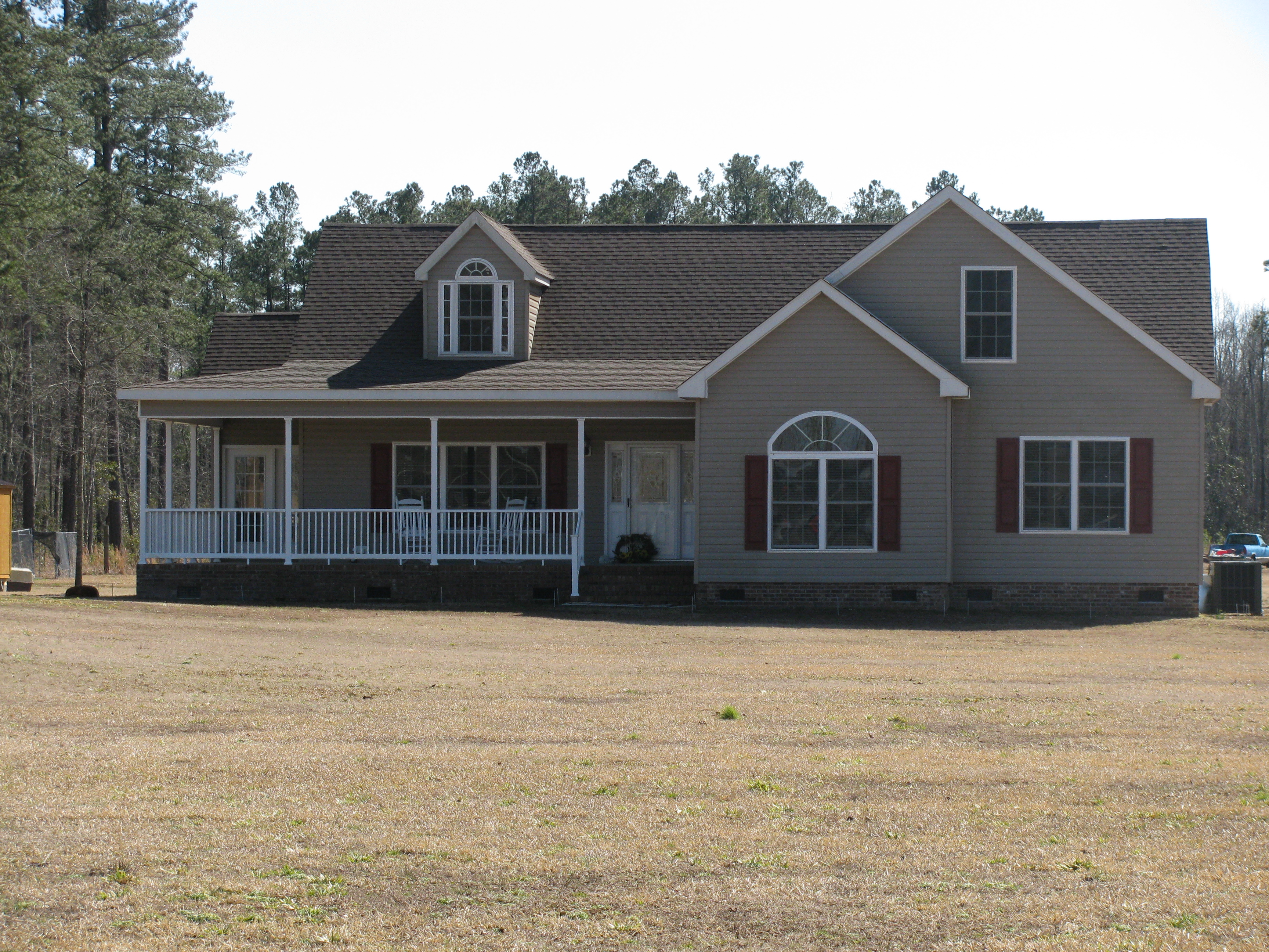 Modular Home Solutions / Home Page / Whiteville, NC