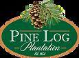 Pinelog Plantation Wedding & Events Venue Logo