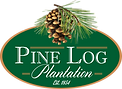 Pinelog Plantation Logo