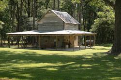 Pine Log Plantation Old Tobacco Barn
