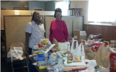 Denver Section NCNW Seeking Donations for Thanksgiving Baskets