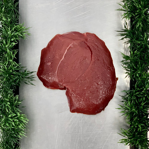 Wild Venison 8oz Haunch Steak