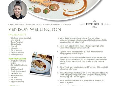 Charlotte Vincent - Venison Wellington