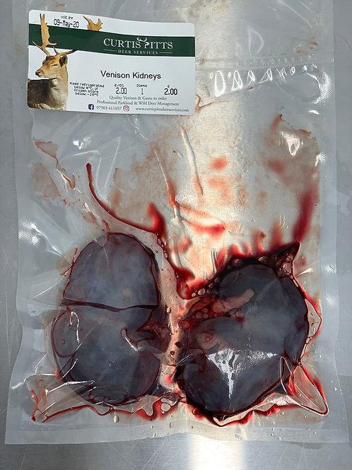 2 x Venison Kidney