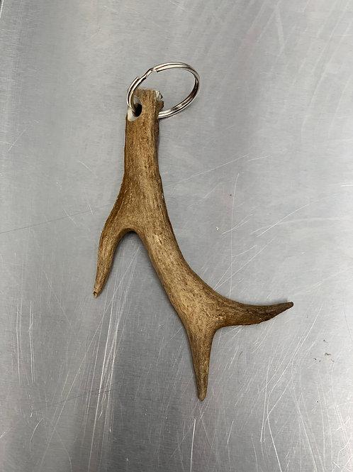 Wild Antler Key Ring