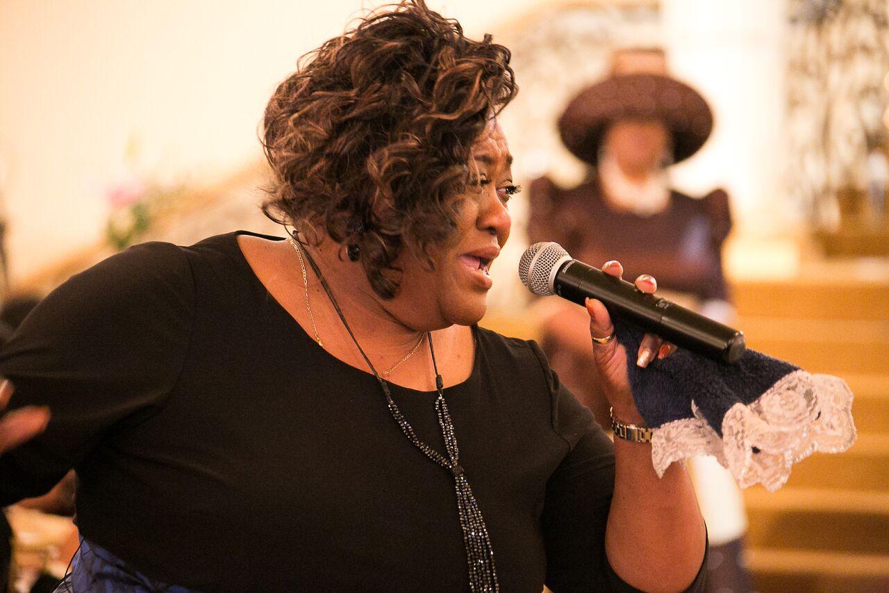 Mary Williams, A Powerful Voice
