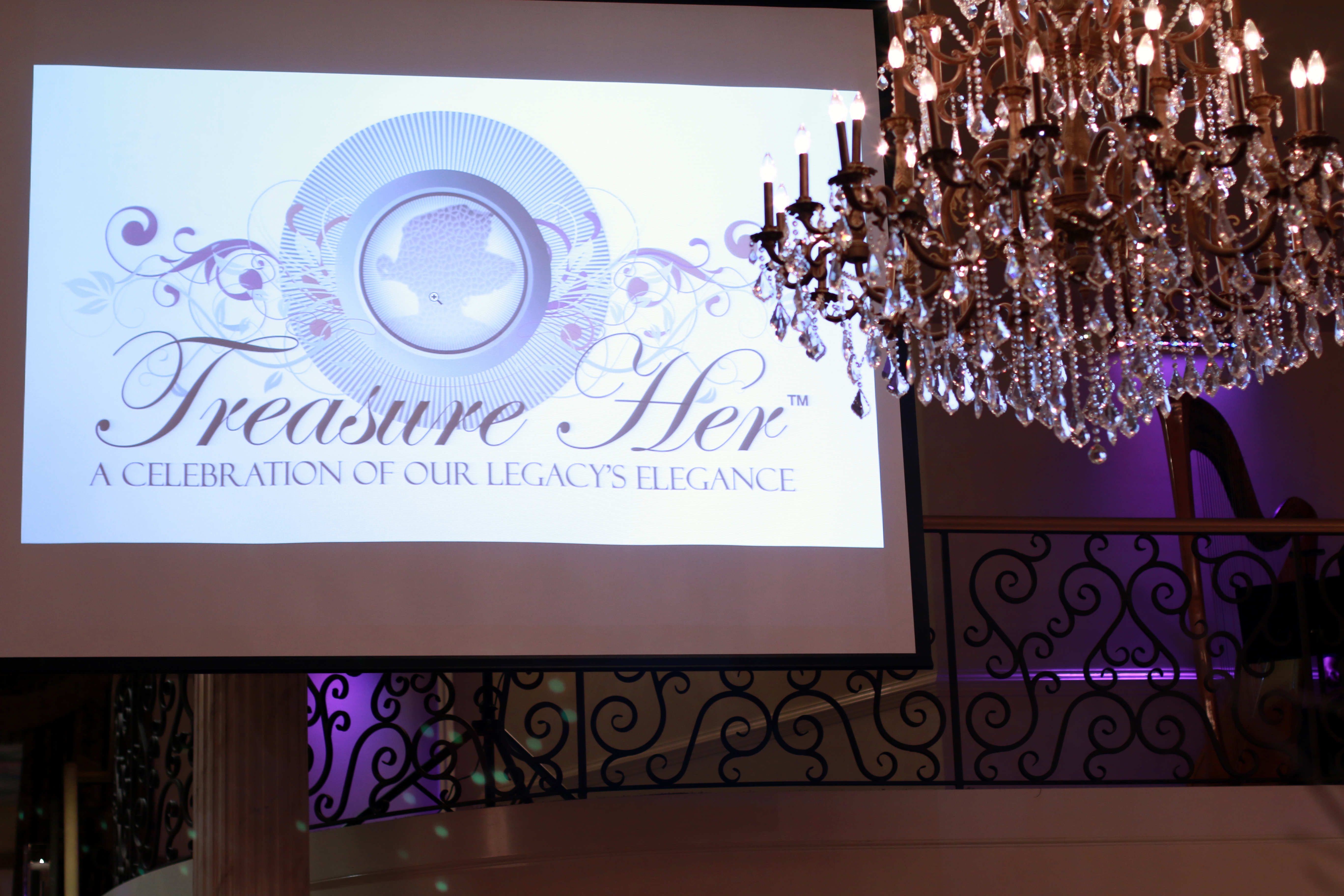 3rd Annual Treasure Her Elegance Tea
