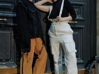 Domi Perek - Fashion Entrepreneur on the Rise