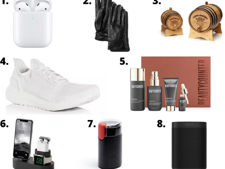 2019 Tabitha Lane Holiday Gift Guide: Gifts for Him